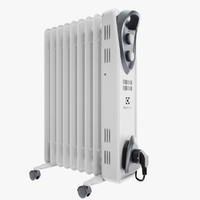 max oil-filled heater electrolux