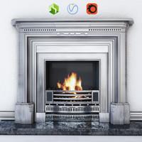 fireplace knightsbridge insert max