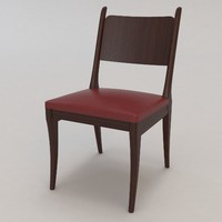3d spartane chair christian liaigre model