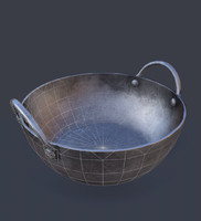 3d model kitchenware household