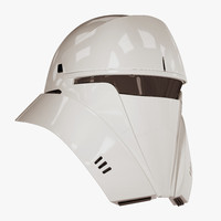 3d tank trooper helmet