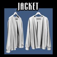 jacket hanger obj