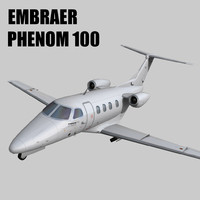 Embraer Phenom 100 Ready export to Fly Simulator