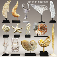collection figurines statues