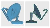 3ds satellite antenna