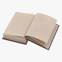 classic book 03 open ma