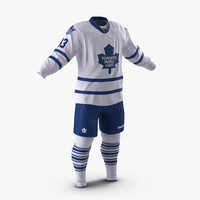 3d hockey clothes toronto maple