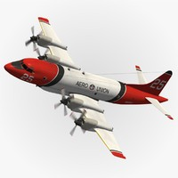 3d p3 orion firefighter