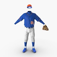 max baseball player outfit generic