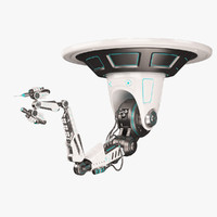 3d robotic arm 02 2