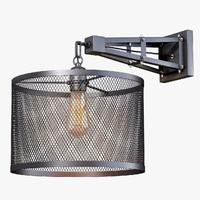 bra lamp lighting 3d model
