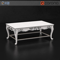 silvano griffoni coffee table 3d model