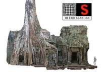 ancient tree temple 16 obj
