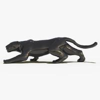3d model decorate sculpture animal 4