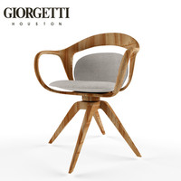 3d norah chair giorgetti model