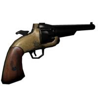 3d 1800 revolver model