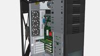 atx desktop computer case max