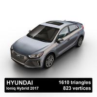 2017 hyundai ioniq hybrid max