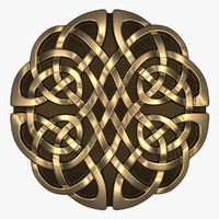 Celtic Ornament (Circle)