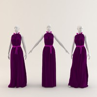 max dress maxi mannequin
