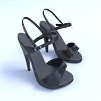 3d heels