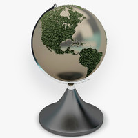 World Globe Earth