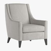 Mitchell Gold Cara Tall Chair