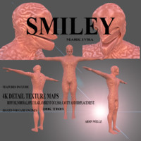 SMILEY M1VBA DEMON CREATURE