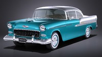 Chevrolet Bel Air 1955 Coupe