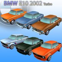 E10 2002 Turbo