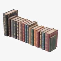 Classic Library Book Set
