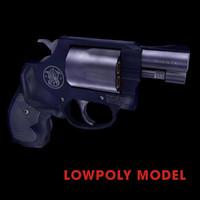 S&W m37 handgun