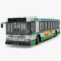 Gillig Low Floor Advantage Bus