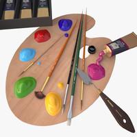 3ds max tools artist