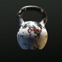 Kettlebell from USSR 16 kilo