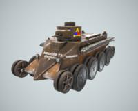 t-98 3D models