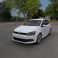volkswagen polo 3ds