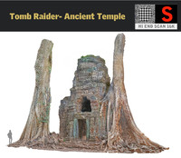Ancient Tree Temple 16 K