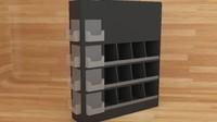 stand - wardrobe stand