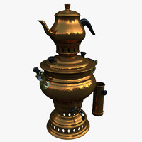teapot samovar