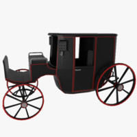 19th Century Carriage