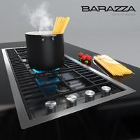hob by Barazza - Spaghetti