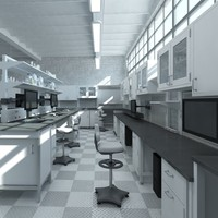 Scientifically Research Laboratory 2