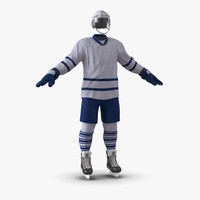 Hockey Equipment Generic 5