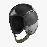 Military Pilot Helmet 2