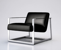 The Crosby Armchair by Modloft