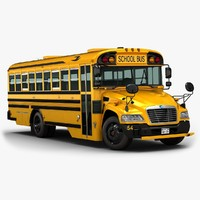 2015 Blue Bird Vision School Bus