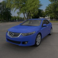 Honda Accord EU