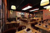 Interior Restaurant model