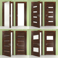 Italian Doors San Remo K Collection  Low - Poly